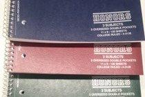 3 Sub CompBook Honors 3 Dbl Pkts 120 Sheets