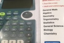 Calculator TI-30XS Multiview - Scientific - Recomended for Math 110,121,& 143
