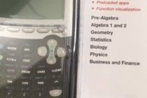 Calculator TI-84 Plus Graphing for MAT-171, 172, 271
